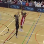 Stefan Gill Hits Incredible Back to Back Threes to Give Manchester Win Over Solent!