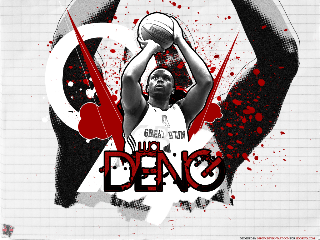 Luol Deng Desktop Wallpaper GB