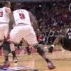 Thumbnail image for Luol Deng Drops Gerald Wallace On the Crossover!