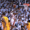 Thumbnail image for LeBron Beats Indiana on a Layup in OT at the Buzzer!