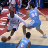 Thumbnail image for Chris Paul Puts Evan Fournier in a Spin Cycle for the Layup!