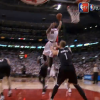 Thumbnail image for DeMar DeRozan Punches the Lefty Dunk vs Brooklyn!