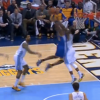Thumbnail image for Harrison Barnes POSTERIZES Aaron Brooks!