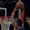 Thumbnail image for Iman Shumpert Kills the Dunk Off the Glass in Brooklyn!