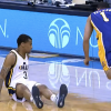 Thumbnail image for Jordan Farmar DROPS Trey Burke on the Crossover!