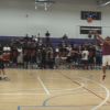 Thumbnail image for Dave Hopla Comes Within a Split Second of Breaking the World Record for Three Pointers in a Minute!