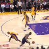 Thumbnail image for Alec Burks Hits Kobe Bryant with the NASTY Cross, Converts the And-1!