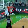 Thumbnail image for Blaz Mahkovic Makes Incredible Shot from Behind the Basket!