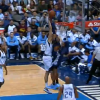 Thumbnail image for Dirk Nowitzki Gets REJECTED by Vince Carter at the Rim!