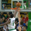 Thumbnail image for Jeff Green Hunts Down his Man for the Chasedown Block!
