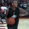 Thumbnail image for Chris Brown Puts on a Show in Power106's All-Star Celebrity Game!