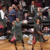 Thumbnail image for Brandon Knight Misses the Open Lay-up for the Win, Great Reaction from Bucks Bench!