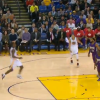 Thumbnail image for Klay Thompson Erupts for 52pts, Scores NBA Record 37 in the Third Alone!
