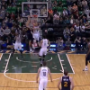Thumbnail image for Rudy Gobert Puts Mason Plumlee on a Poster with the Putback Dunk!