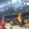 Thumbnail image for TrayVonn Wright Punches Two Huge Dunks vs London!