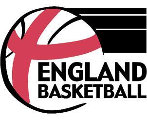 England Basketball Logo