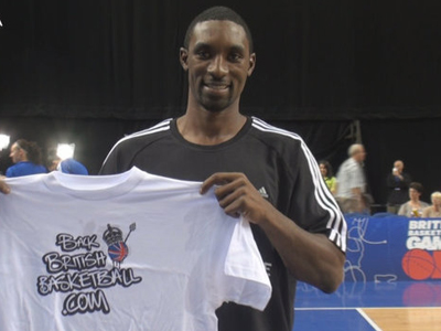 Ben Gordon Great Britain