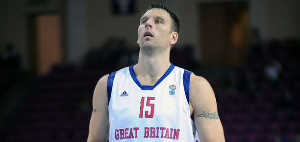 Andy Betts Team GB