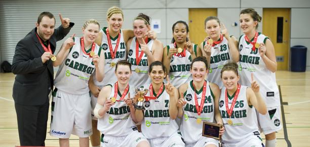 2011 Women's BUCS Basketball Final 8s
