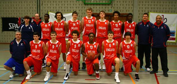 English Basketball Teams