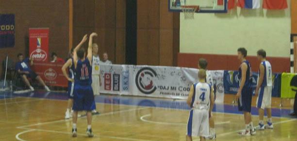 GB U20s vs Iceland