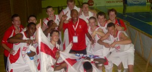 England U16s Basketball Promotion