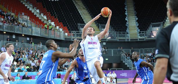 Joel Freeland vs France