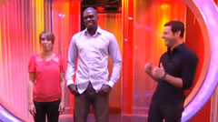 Video: Luol Deng on The One Show