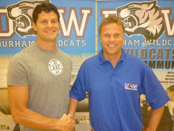 Ralph Bucci &  Quentin Sloper Durham Wildcats