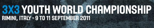 3 x 3 Youth World Championshp