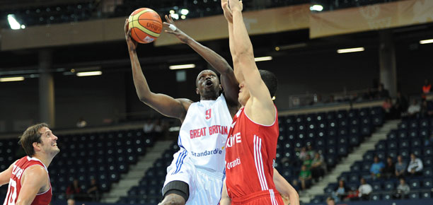 Luol Deng GB vs Turkey