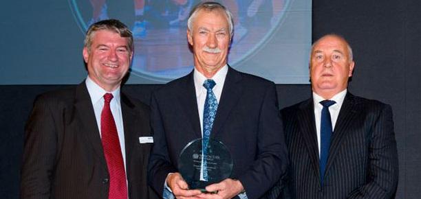 Joe Forber Honoured in Manchester