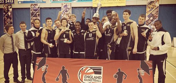 BA London Leopards National Cup Winners 2012