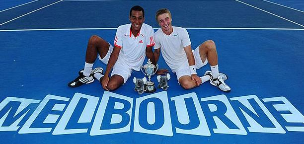 Josh Ward-Hibbert & Liam Broady Australian Open