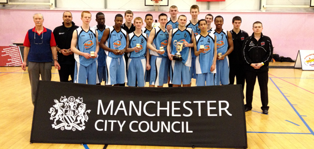 Manchester Magic 2012 Under 18 National Cup Winners