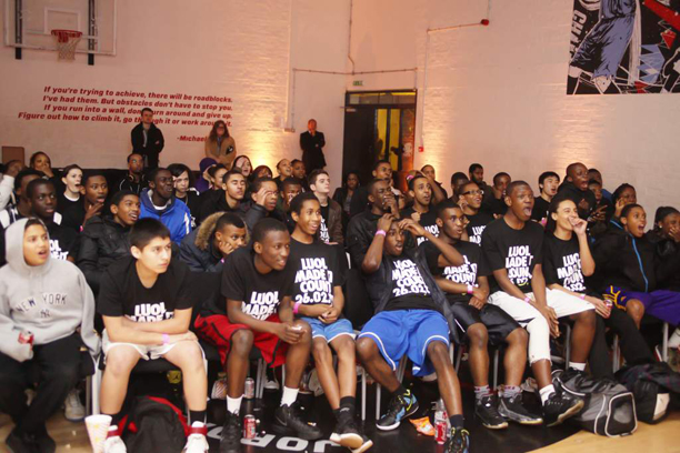 London School of Basketball