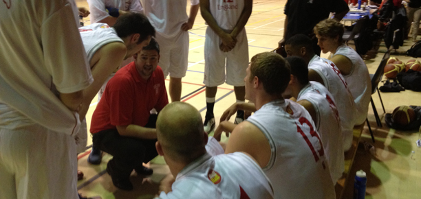 BUCS Home Nations Tournament Basketball Day 1