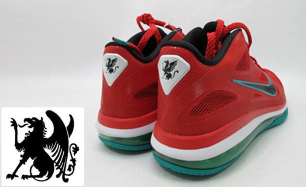 LeBron James Liverpool FC Shoe