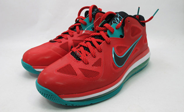 LeBron James Liverpool FC Shoe