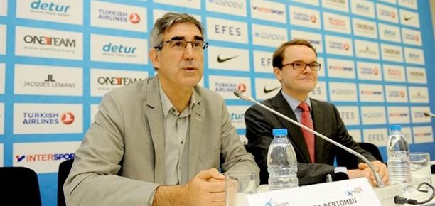 Euroleague Final Four in London Announcement