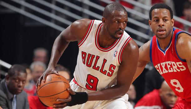 Luol Deng Chicago Bulls