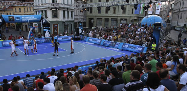 Fiba 3 x 3 Coming to Sheffield