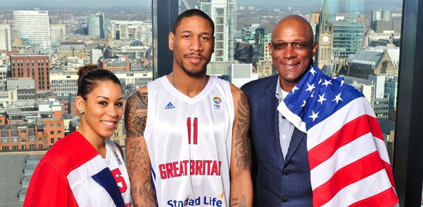 Clyde Drexler in the UK