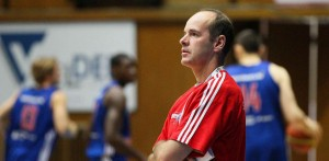 Dave Smart GB U20s Head coach