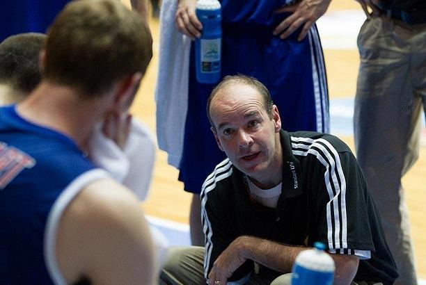 Dave Smart GB U20s vs Belarus