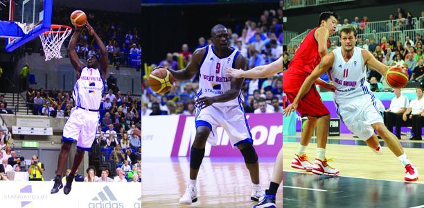 GB Basketball Olympic Roster