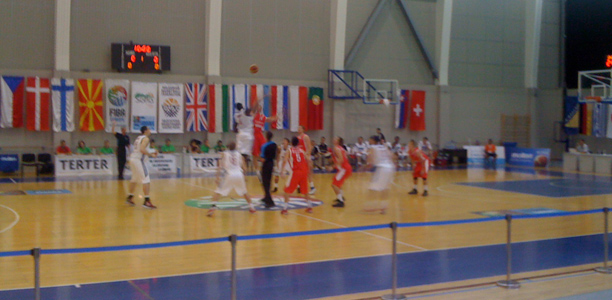 GB U20s vs Denmark