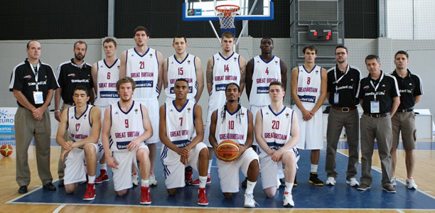 Great Britain Under-20s 2012