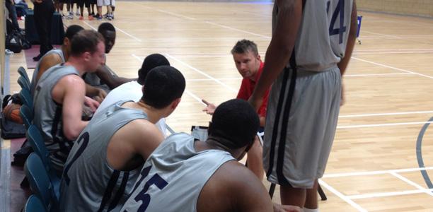 James Vear Coach