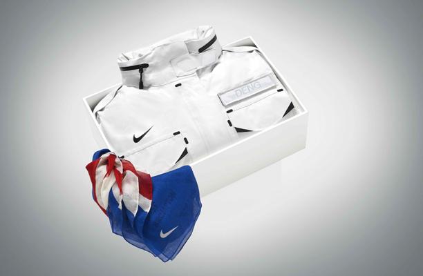 Luol Deng Bespoke Nike M65 Jacket